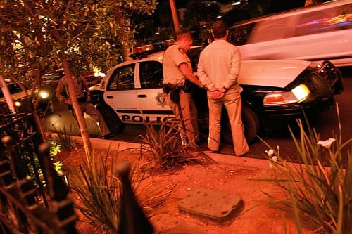 what to do when you've been pulled over for drunk driving