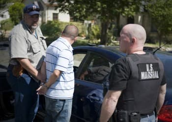 US Marshals arrest child molester