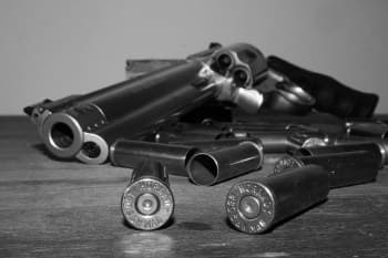 firearm crimes defense lawyer in Vista