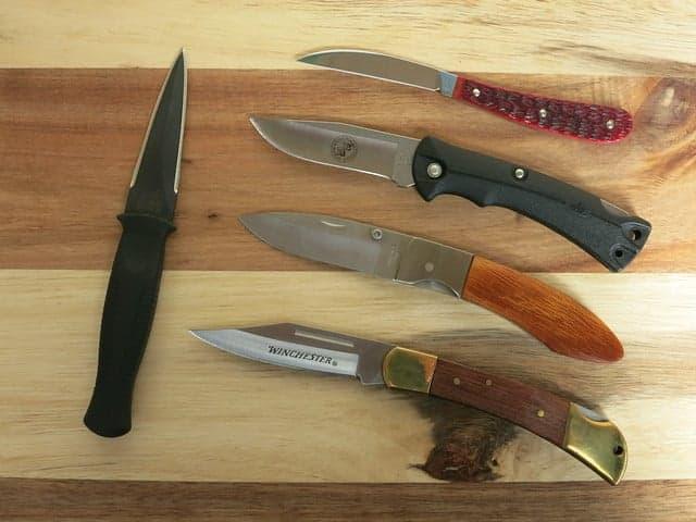 knife laws in California