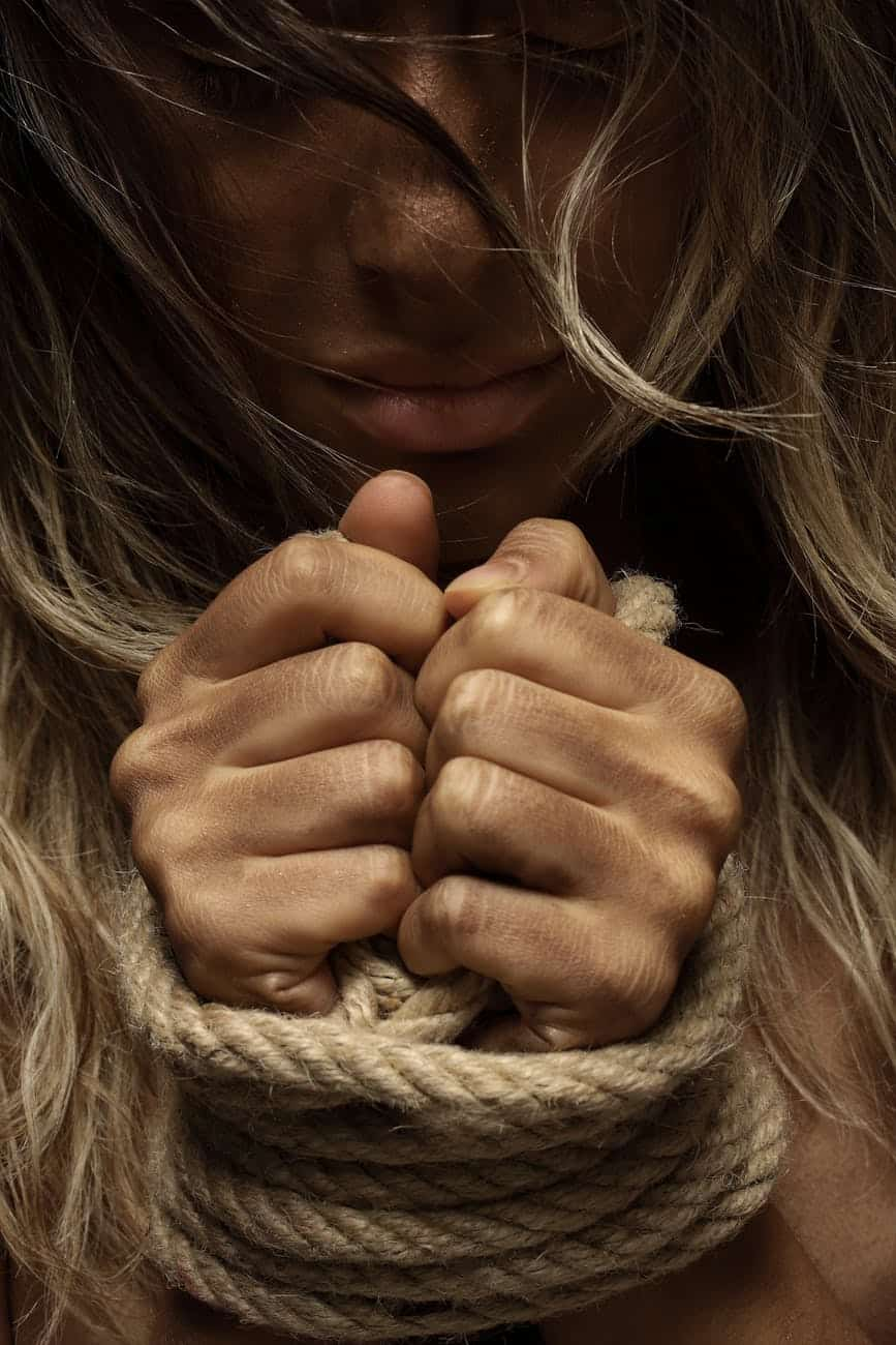 human trafficking laws in California