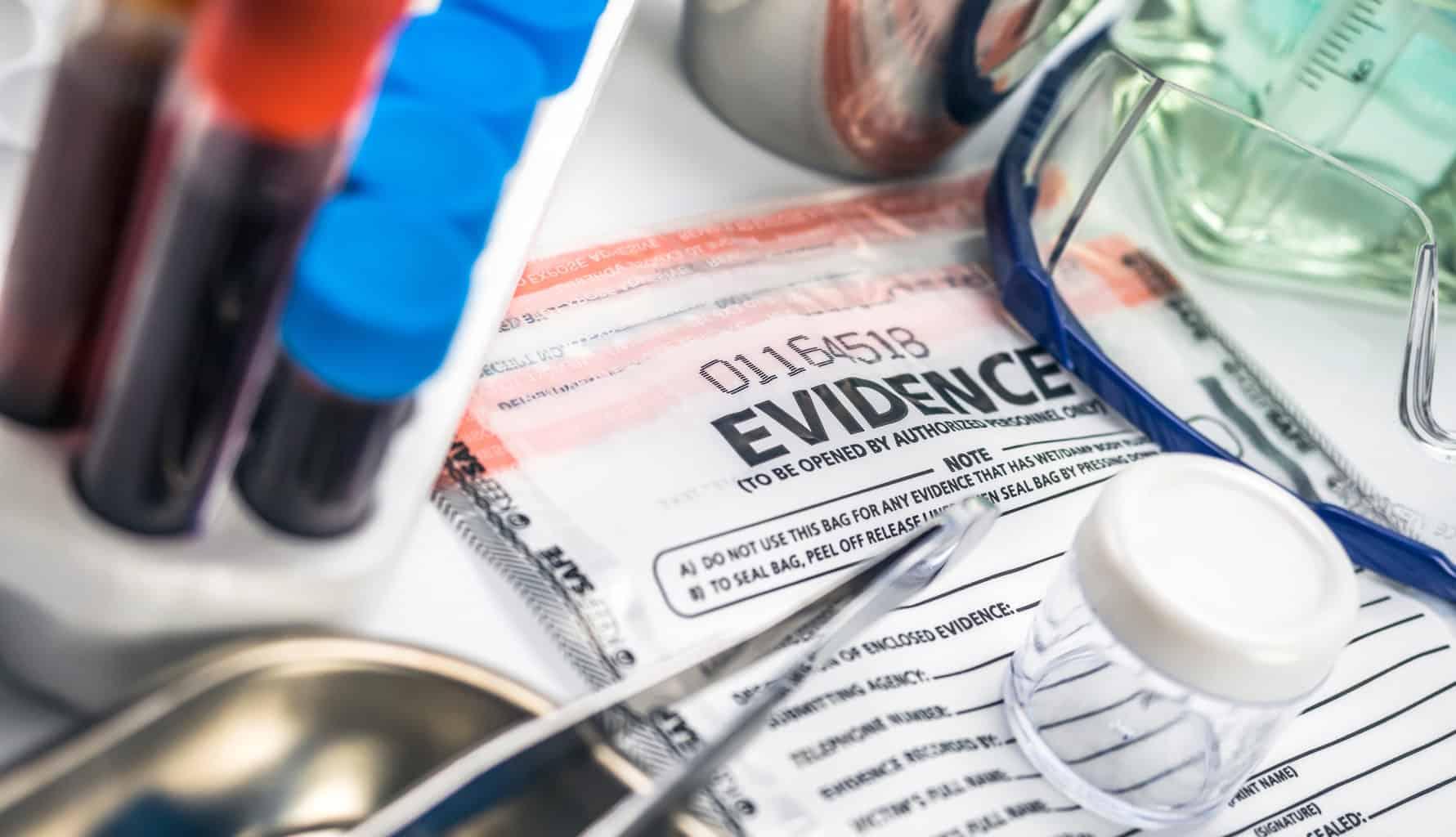 DUI evidence