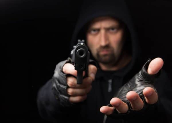 robbery laws in california
