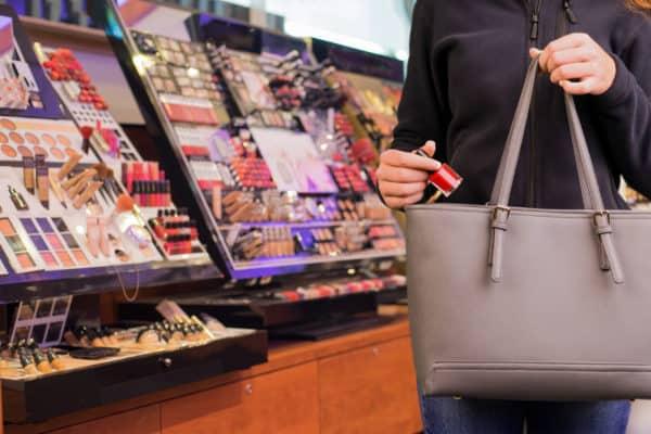 shoplifting defense