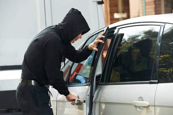 car theft san diego