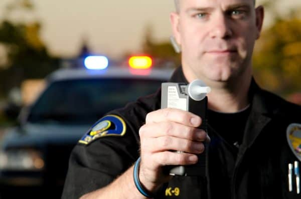 DUI for driving hungover