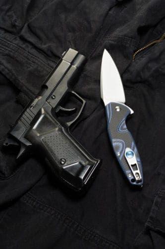 weapons crime penalties in california