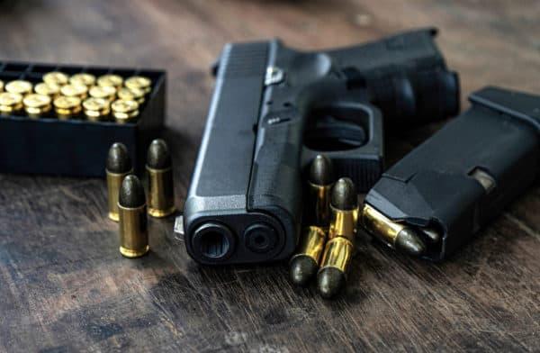 possession of a stolen gun in california