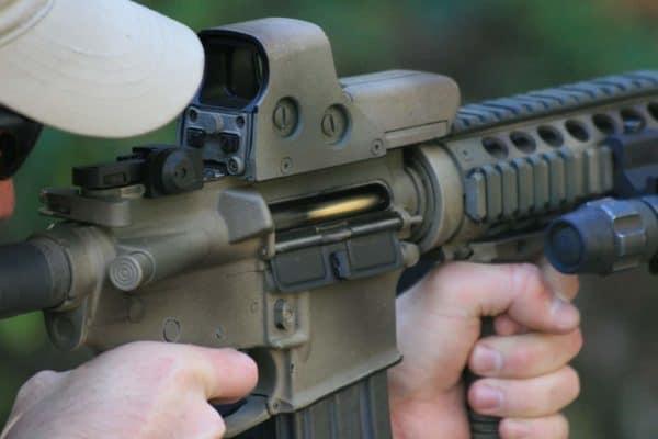 the status of californias assualt rifle ban