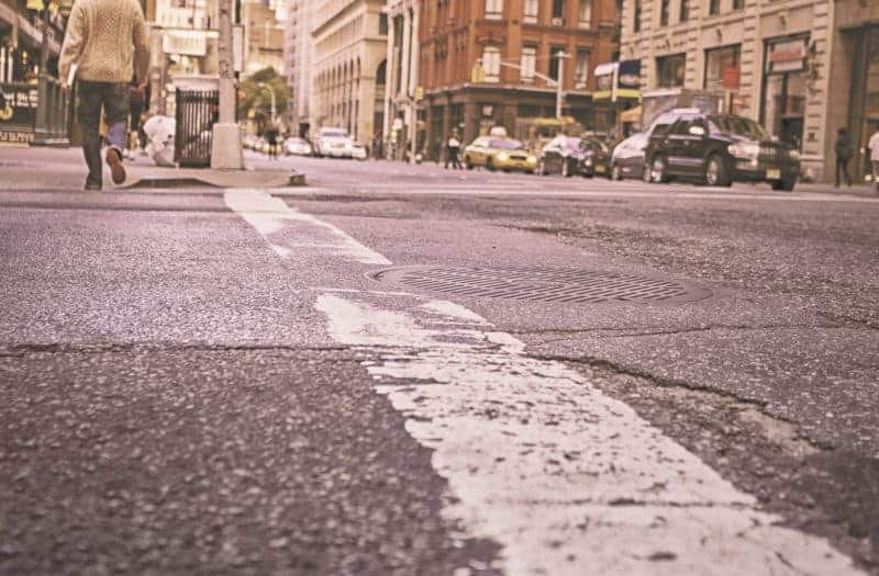 California ending jaywalking laws